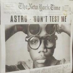 Astro - Don't Test Me Lyrics