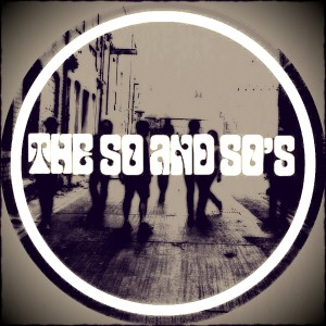 The So and So's - The So and So's