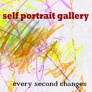 Self Portrait Gallery - Every Second Changes