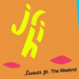 Jr. Hi - Secrets Lyrics (Feat. The Weeknd)