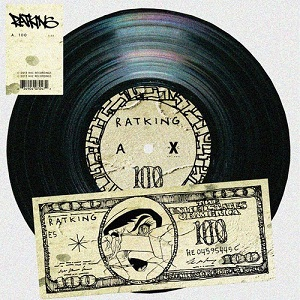RATKING - 100 Lyrics