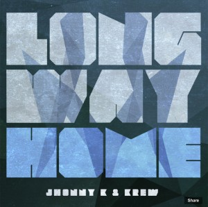 Jhonny K and the Krew - Goodbye My Love Lyrics