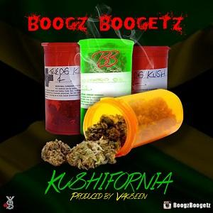 Boogz Boogetz - Kushifornia Lyrics