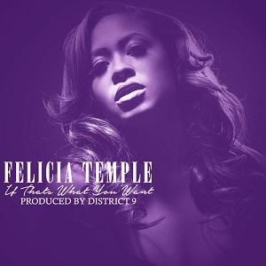 Felicia Temple - Bedroom Chronicles