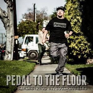 Kahlee - Pedal to the Floor Lyrics