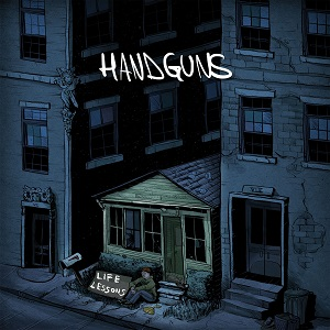 Handguns - Queens Lyrics