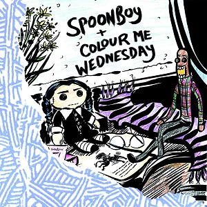 Colour Me Wednesday - Spoonboy + Colour Me Wednesday Split