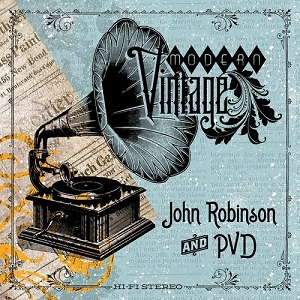 John Robinson - Two Man Mob Lyrics (Feat. PVD)