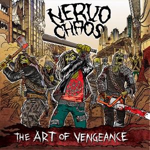 NervoChaos - The Art Of Vengeance