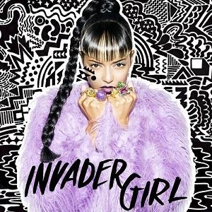 Invader Girl - Stuck On Me Lyrics