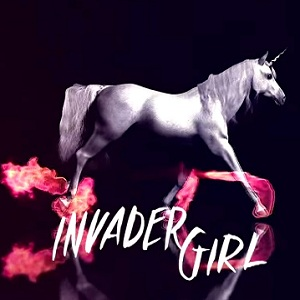 Invader Girl - ing