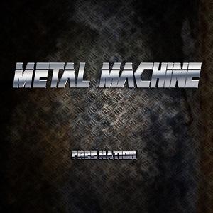 Metal Machine - Nailed To The Cross Lyrics