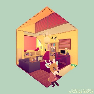Casey LaLonde - Floating Rooms