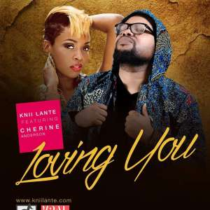 Knii Lante - Loving You Lyrics (Feat. Cherine Anderson)