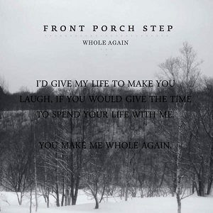 Front Porch Step - Whole Again