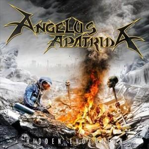 Angelus Apatrida - idden Evolutio