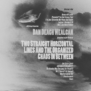 Dan Deagh Wealcan - wo Straight Horizontal Lines And The Organized Chaos In Betwee