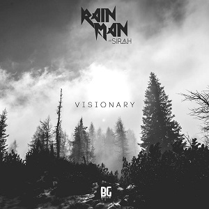 Rain Man - Visionary Lyrics (Feat. Sirah)