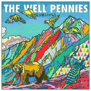 The Well Pennies - Wide Open Sky Lyrics