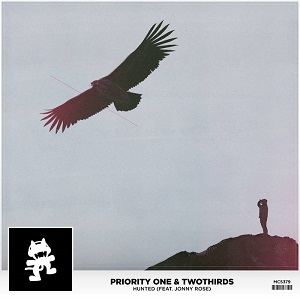 Priority One - Hunted  Lyrics (Feat. TwoThirds)